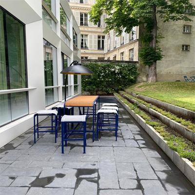 Table haute ego Paris