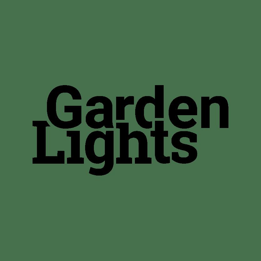 Logo Garden lights